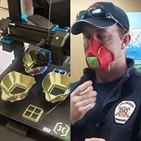 Montana Silversmiths Distributes First 3D Masks