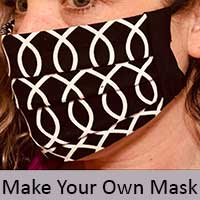 Taking Precautions - Make Your Own Mask
