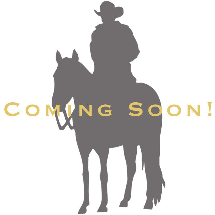 Montana Gold Southwestern Concho Hair Tie