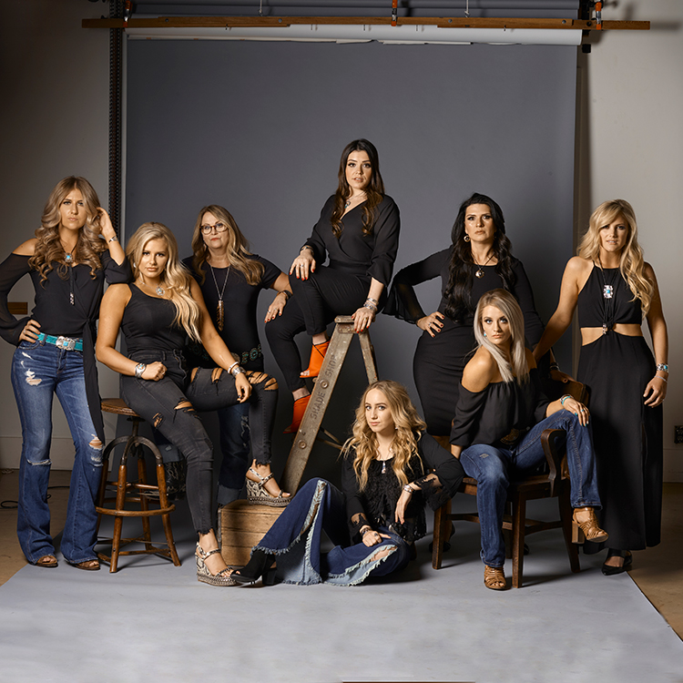 All the Women of the PBR with TakeASecondLook