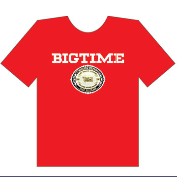 If you are going to do it, do it 'Big TIme' Josh Erickson T-shirt