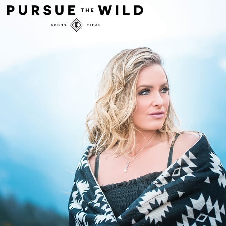 Kristy Titus Pursue the Wild Jewelry Collection