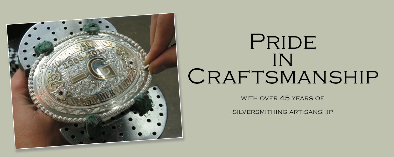 craftsmanship buckle