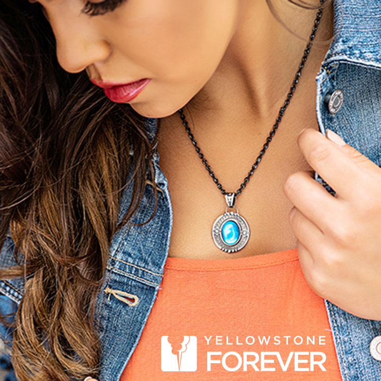 yellowstone forever Jewelry yellowstone collection