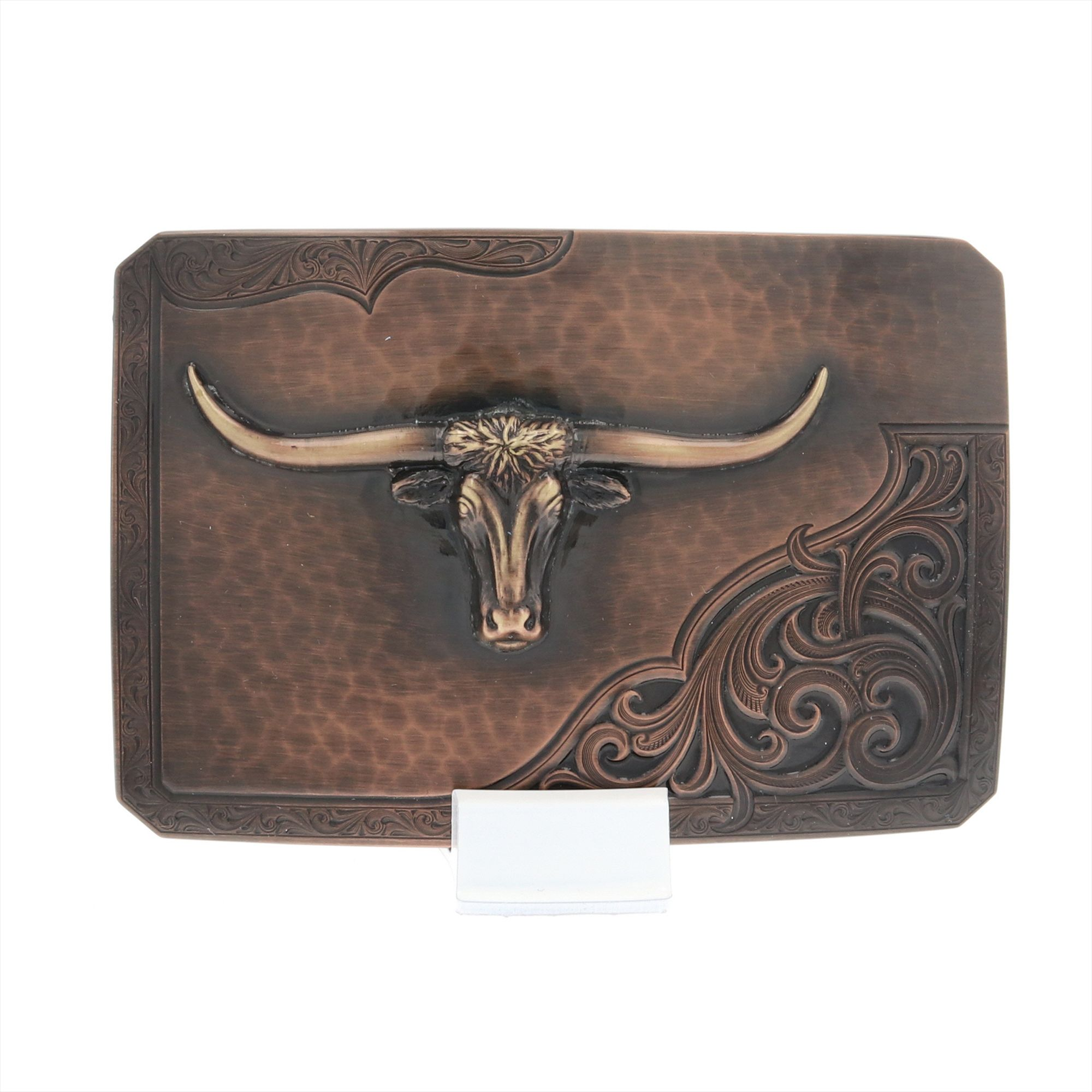 Rough Out with Longhorn Buckle