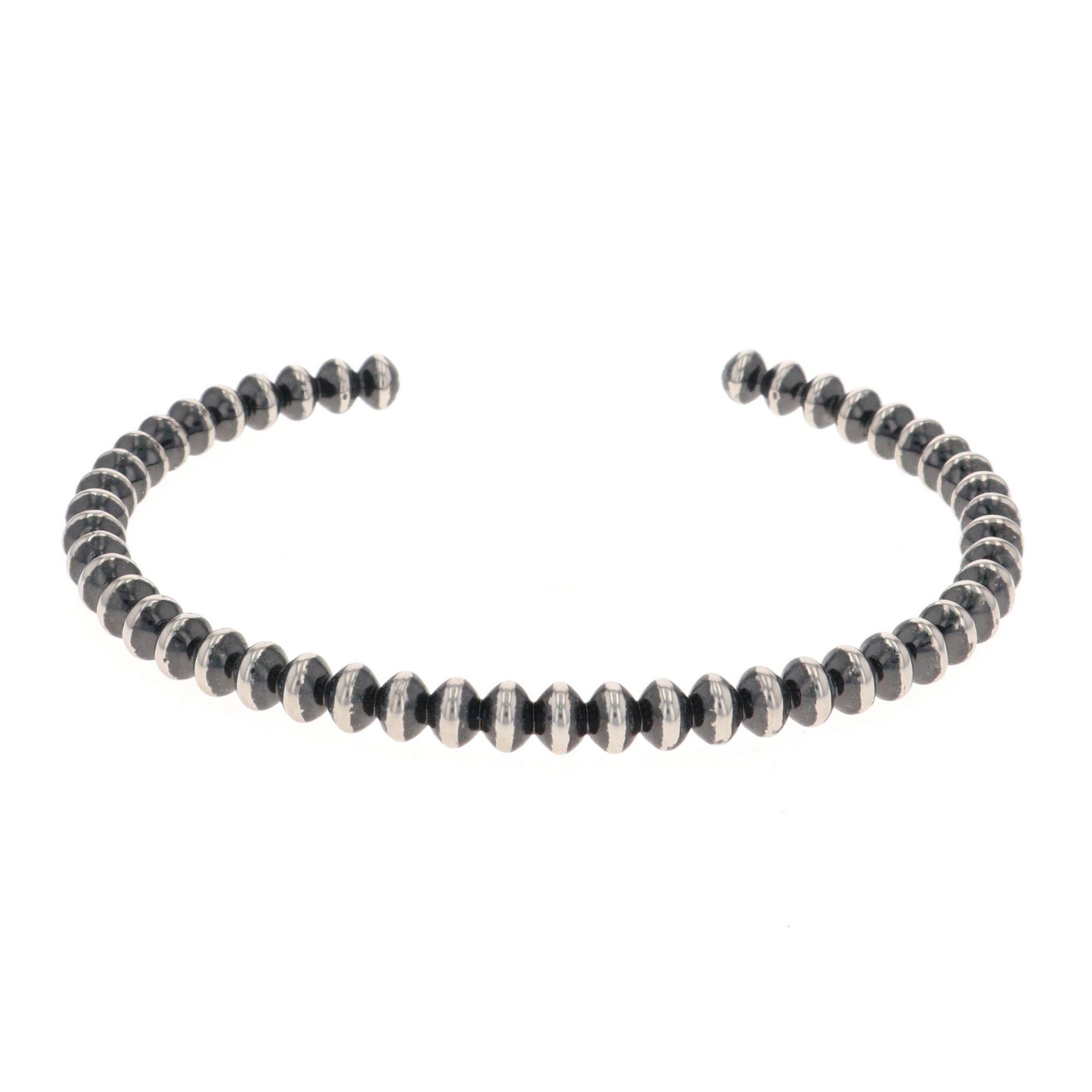 Beaded Legacy Cuff Bracelet