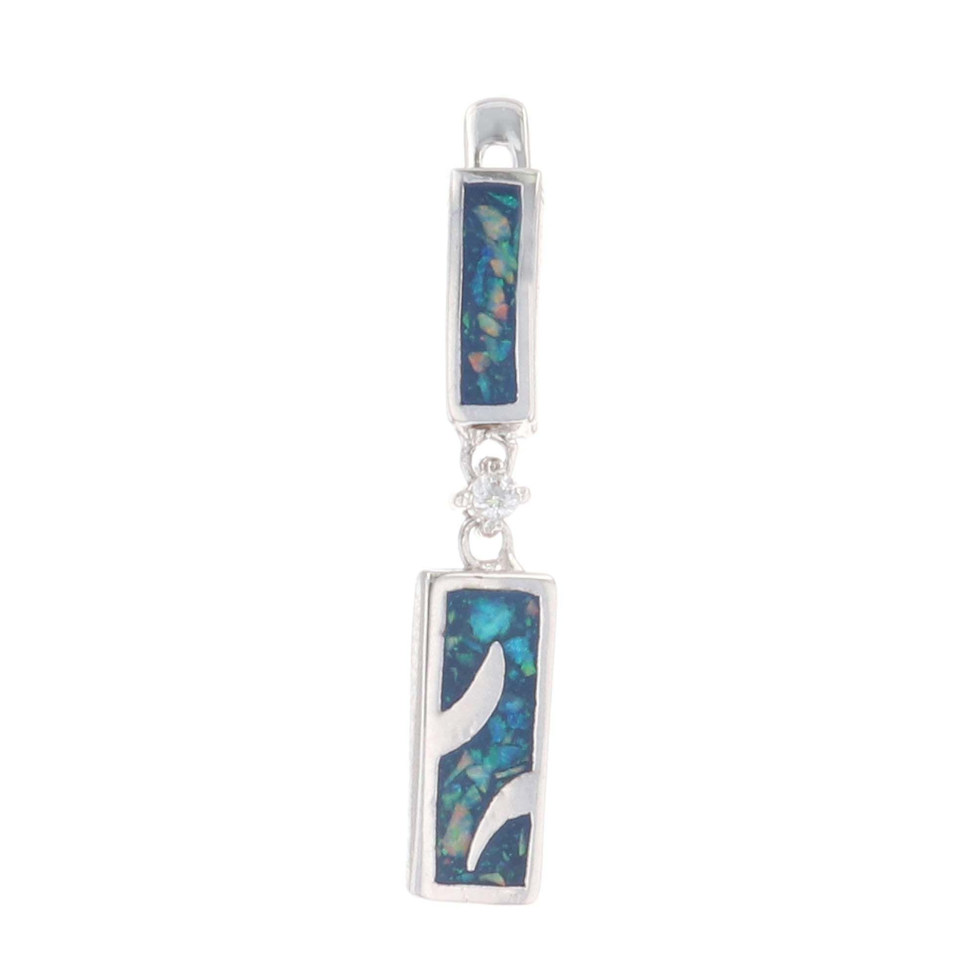 River of Lights Opal Waves Earrings