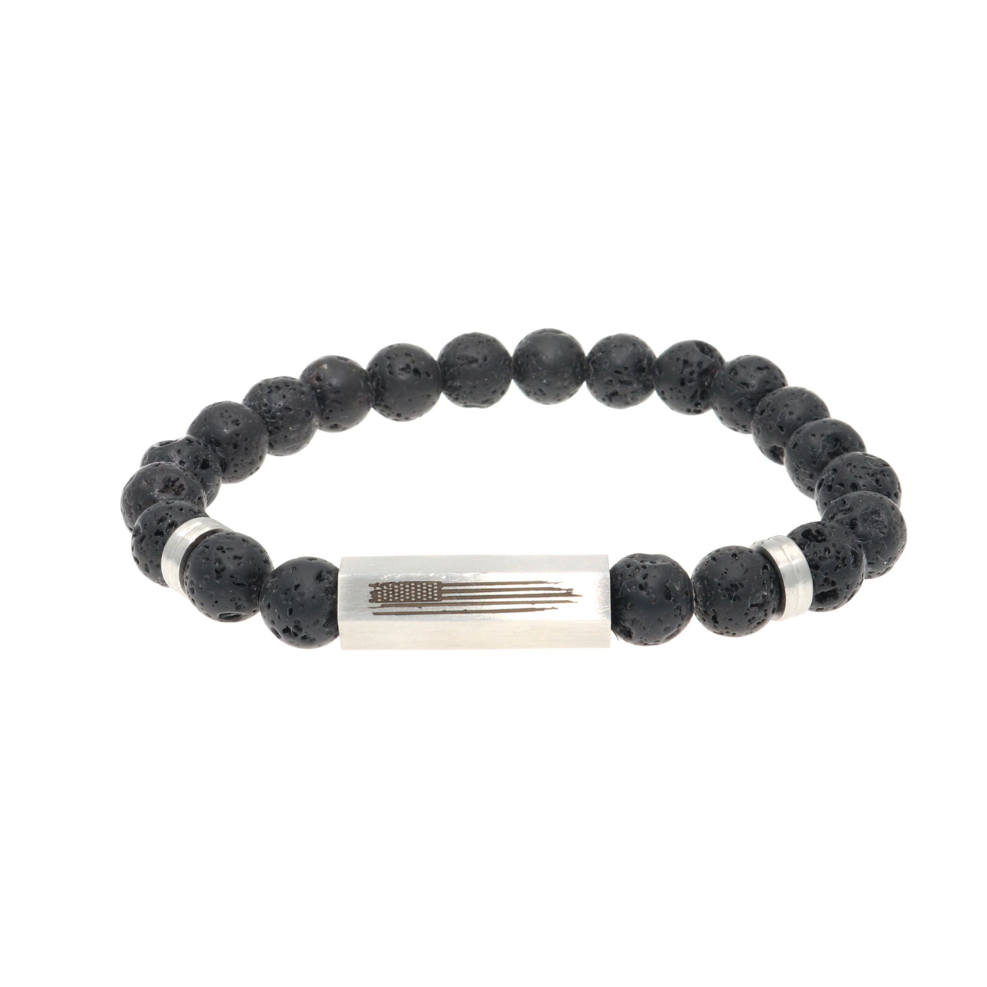 Rock Solid Flag Bracelet