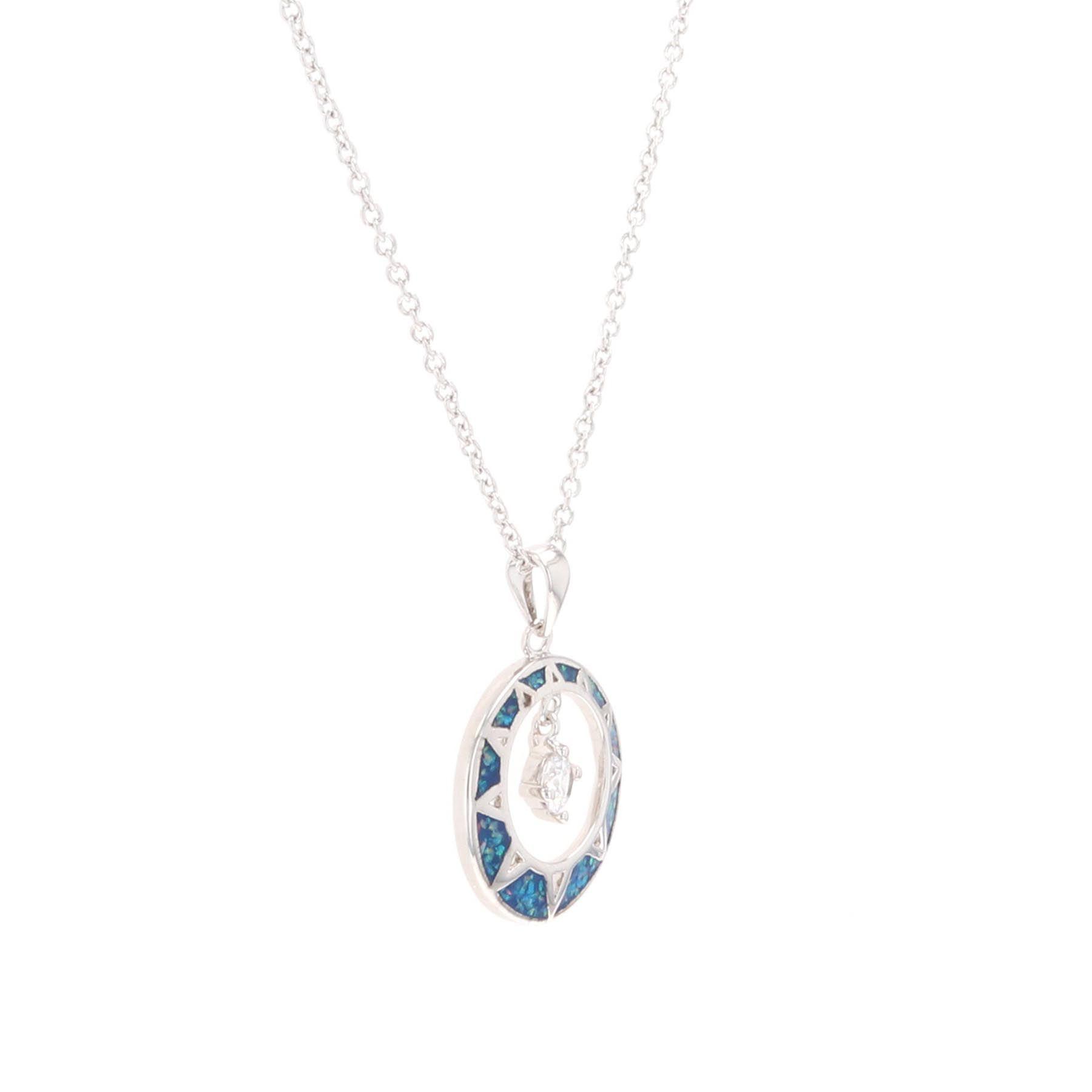 Stay True Opal Necklace