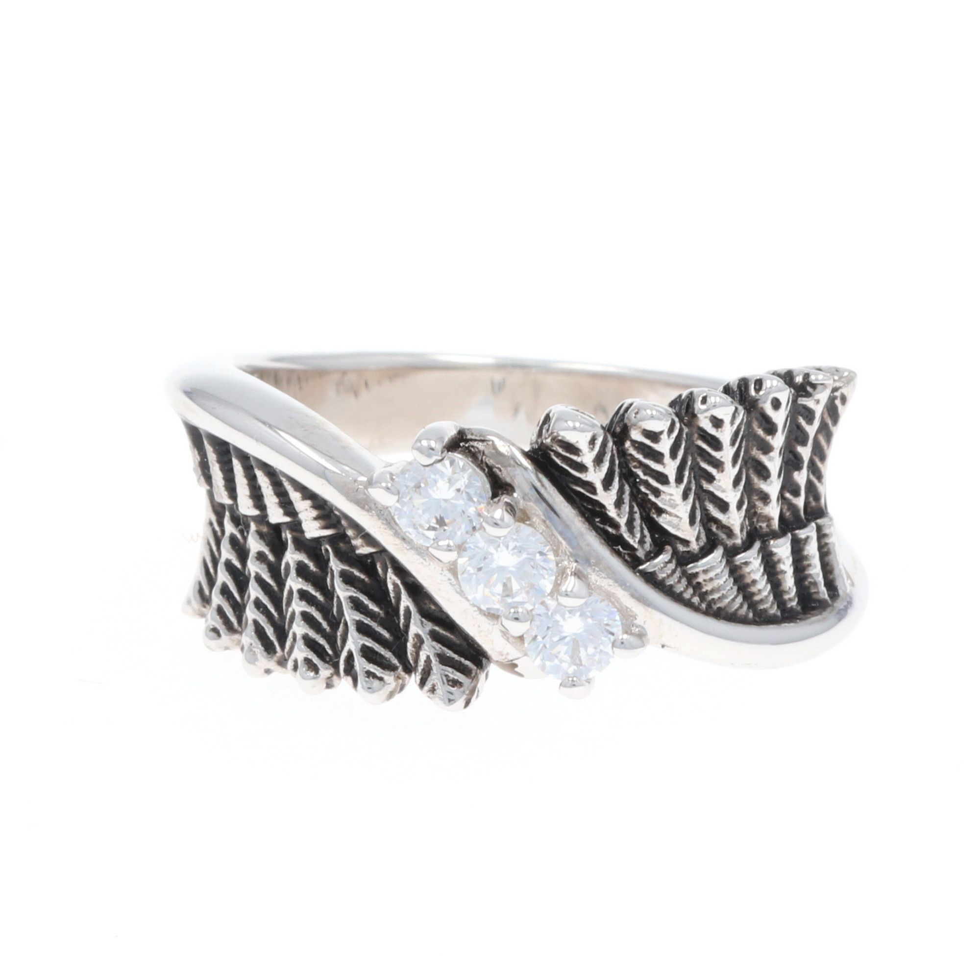 Starlight Feather Glory Ring