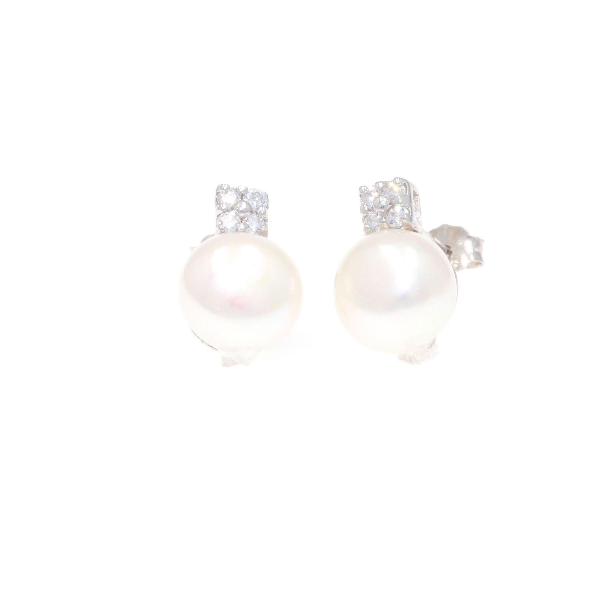 Sterling Lane Dew Drop Post Earrings